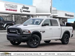 New 2019 RAM 1500 Classic WARLOCK MODEL | ONLY $125 PER WEEK- 0 DOWN* for sale in Simcoe, ON