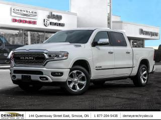 New 2020 RAM 1500 LIMITED | LEATHER | DUAL PANE SUNROOF | NAVIGATION for sale in Simcoe, ON