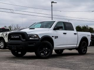 New 2020 RAM 1500 Classic WARLOCK | NAVIGATION | SUNROOF | SPORT HOOD for sale in Simcoe, ON