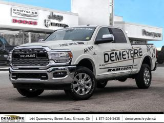 New 2019 RAM 2500 New LIMITED | SUNROOF | SNOW PLOW PREP | DIESEL for sale in Simcoe, ON