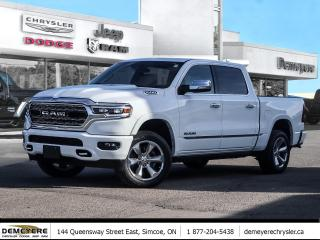 New 2020 RAM 1500 LIMITED | DUAL PANO SUROOF | E-TORQUE | NAVI for sale in Simcoe, ON