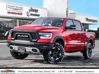 New 2020 RAM 1500 REBEL | REMOTE START | PARK SENSE | LEVEL 1 GRP for sale in Simcoe, ON