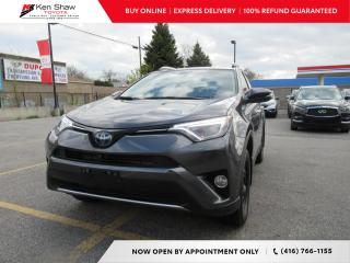 Used 2016 Toyota RAV4 HYBRID for sale in Toronto, ON