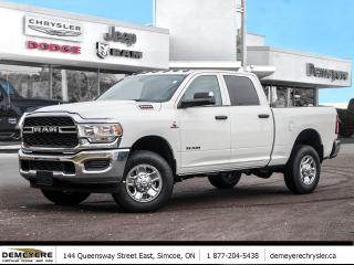 New 2020 RAM 2500 TRADESMAN | DIESEL | SNOW PLOW PREP | CHROME PKG for sale in Simcoe, ON