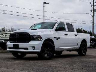 New 2020 RAM 1500 Classic NIGHT EDITION | SPORT HOOD | HITCH | HEMI for sale in Simcoe, ON