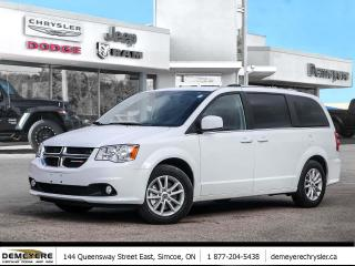 New 2019 Dodge Grand Caravan PREMIUM PLUS | ONLY $89 PER WEEK * | NAVIGATION for sale in Simcoe, ON