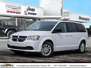 New 2020 Dodge Grand Caravan SXT PLUS | REAR DVD | REAR A/C | ALLOYS | BLUETOOT for sale in Simcoe, ON