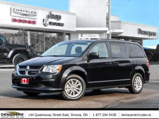 New 2019 Dodge Grand Caravan SXT | ONLY $83 PER WEEK- 0 DOWN* for sale in Simcoe, ON