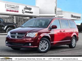 New 2019 Dodge Grand Caravan PREMIUM PLUS | ONLY $89 PER WEEK- 0DOWN | NAVIGATI for sale in Simcoe, ON
