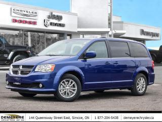 New 2020 Dodge Grand Caravan PREMIUM PLUS | FULL STOW N GO | NAVI | DVD for sale in Simcoe, ON