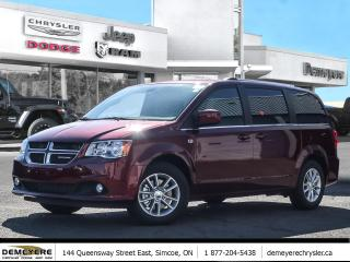 New 2019 Dodge Grand Caravan 35th ANNIVERSARY | ONLY $89 PER WEEK - 0 DOWN* for sale in Simcoe, ON