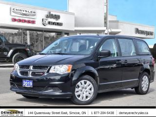 Used 2019 Dodge Grand Caravan CVP | 3RD ROW STOW N GO for sale in Simcoe, ON