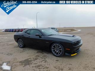 New 2020 Dodge Challenger R/T | HEMI | Bluetooth | Leather for sale in Indian Head, SK