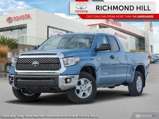 New 2020 Toyota Tundra SR5 Double Cab  - Heated Seats for sale in Richmond Hill, ON