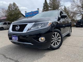 Used 2015 Nissan Pathfinder 4WD 4dr ACCIDENT FREE ONTARIO, ONE OWNER, REMOTE STARTER for sale in Brampton, ON