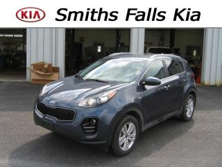 Used 2018 Kia Sportage LX AWD for sale in Smiths Falls, ON