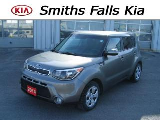 Used 2014 Kia Soul GDI for sale in Smiths Falls, ON