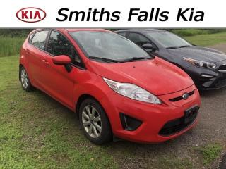 Used 2013 Ford Fiesta SE for sale in Smiths Falls, ON