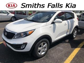 Used 2015 Kia Sportage LX AWD for sale in Smiths Falls, ON