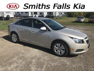 Used 2014 Chevrolet Cruze LS for sale in Smiths Falls, ON