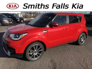Used 2017 Kia Soul SX Turbo for sale in Smiths Falls, ON