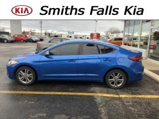 Used 2017 Hyundai Elantra SE for sale in Smiths Falls, ON