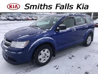 Used 2012 Dodge Journey CVP for sale in Smiths Falls, ON
