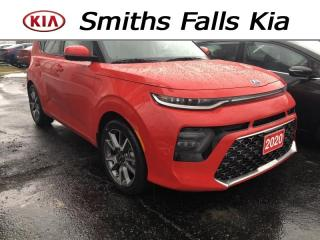New 2020 Kia Soul GT-Line Premium for sale in Smiths Falls, ON