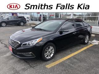 Used 2017 Hyundai Sonata SE for sale in Smiths Falls, ON