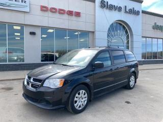 Used 2014 Dodge Grand Caravan SXT DUAL STOW AND GO,BLUETOOTH,REMOTE START for sale in Slave Lake, AB