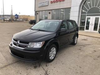 Used 2018 Dodge Journey SE, LOW KMS, BLUETOOTH,NO ACCIDENTS! for sale in Slave Lake, AB