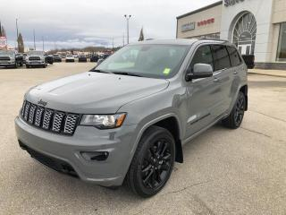 New 2020 Jeep Grand Cherokee ALTITUDE!EMPLOYEE PRICING AND 0 % FOR UP TO 84 MON for sale in Slave Lake, AB