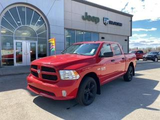 Used 2018 RAM 1500 EXPRESS,BLUETOOTH,REAR CAMERA for sale in Slave Lake, AB