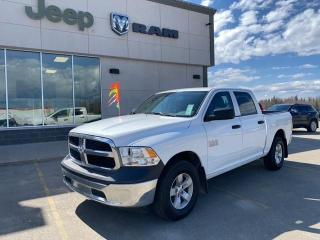 Used 2017 RAM 1500 SXT 4X4,TRAILER GROUP for sale in Slave Lake, AB
