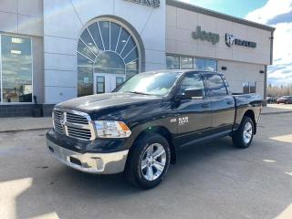 New 2019 RAM 1500 Classic 25% OFF MSRP!!SAVE OVER $15,000!! for sale in Slave Lake, AB