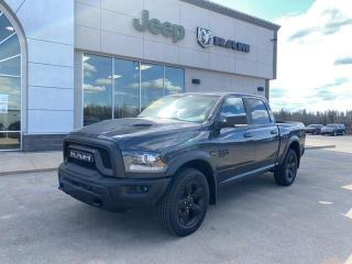 New 2019 RAM 1500 Classic SLT for sale in Slave Lake, AB