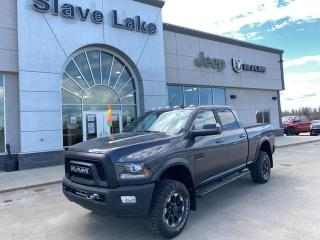 Used 2018 RAM 2500 POWER WAGON,LEATHER,HEATED SEATS,REMOTE for sale in Slave Lake, AB