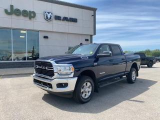 New 2019 RAM 2500 New BIG HORN,HEATES SEATS,FIFTH WHEEL PREP for sale in Slave Lake, AB
