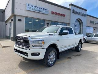 New 2019 RAM 3500 New Limited for sale in Slave Lake, AB