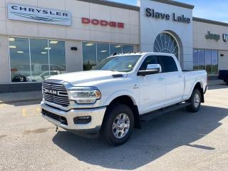New 2019 RAM 3500 New LARAMIE,LEATHER,DIESEL,SAVE $12,000! for sale in Slave Lake, AB