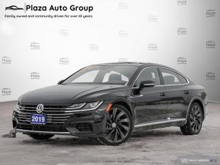 Used 2019 Volkswagen Arteon R LINE | AWD | EXECUTIVE DEMO | LOADED for sale in Walkerton, ON