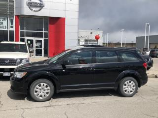 Used 2017 Dodge Journey SE for sale in St. Catharines, ON