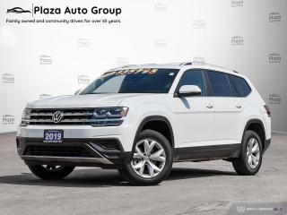 New 2019 Volkswagen Atlas 3.6 FSI Trendline 4MOTION for sale in Walkerton, ON