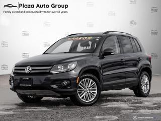 Used 2016 Volkswagen Tiguan Special Edition for sale in Walkerton, ON