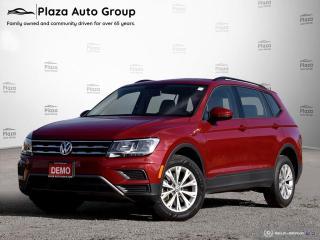 Used 2020 Volkswagen Tiguan Trendline 4MOTION | DEMO | 0% FINANCE for sale in Walkerton, ON