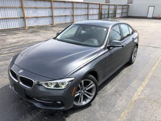 Used 2016 BMW 3 Series 320I AWD for sale in Cayuga, ON