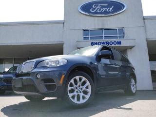 Used 2012 BMW X5 xDrive35d (A6) for sale in Mount Brydges, ON