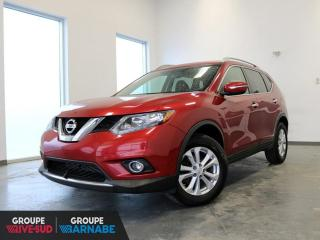 Used 2015 Nissan Rogue SV AWD TOIT-OUVRANT for sale in St-Jean-Sur-Richelieu, QC