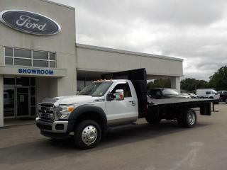 Used 2013 Ford F-550 Chassis for sale in Mount Brydges, ON