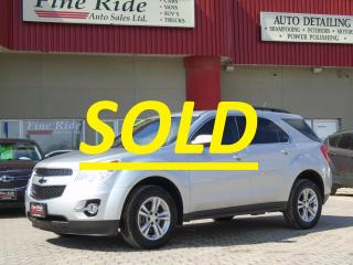 Used 2013 Chevrolet Equinox LT **SOLD** for sale in West Saint Paul, MB